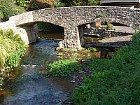 Allerford W1.1 Packhorse Bridge (1)